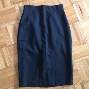 Like new high waisted banana republic skirt